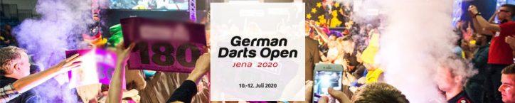 darts german open 2020