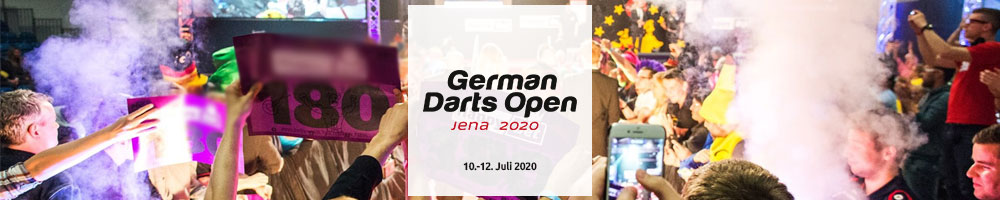 darts german open 2020